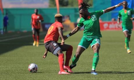 Burkina Faso v Uganda