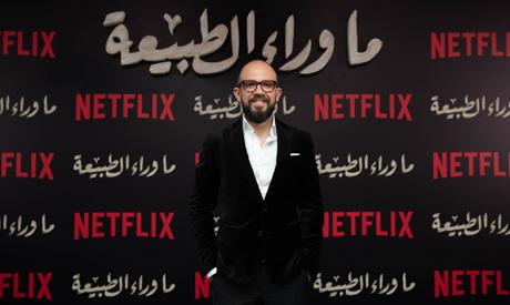 Egyptian film editor Ahmed Hafez