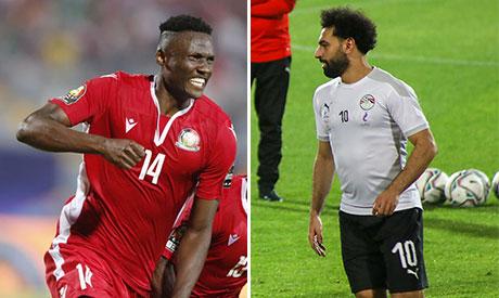 Kenya Vs Egypt