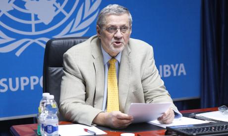 UN Special envoy for Libya Jan Kubis