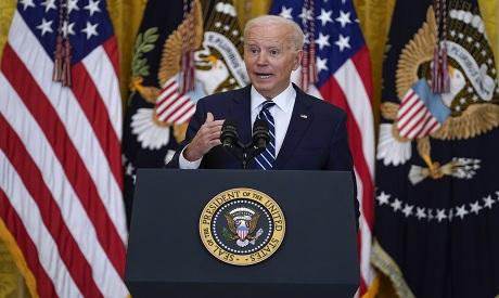 Joe Biden. AP Photo