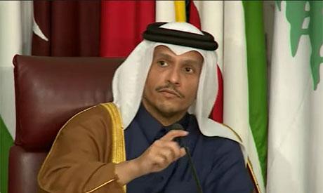 """قطر مهتمة بإعادة العلاقات """"الدافئة والمتينة"""" مع مصر: وزير الخارجية – السياسة – مصر"""