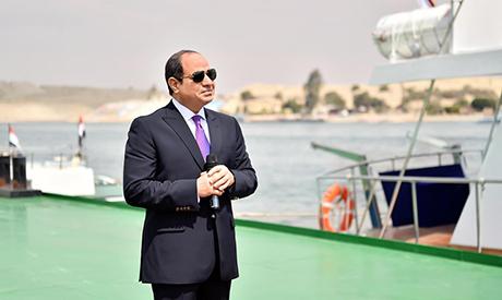 President Abdel-Fattah Al-Sisi