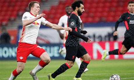 Liverpool v Leipzig