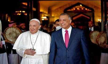 The Pope in Iraq
