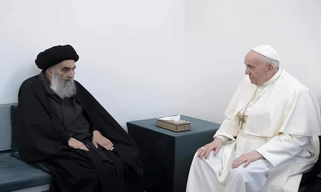 The Pope and The Grand Shia Cleric