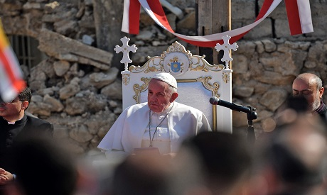 The Pope Visit to Iraq