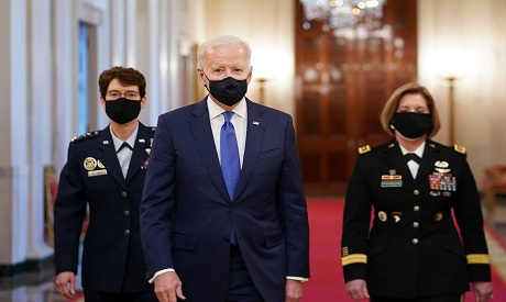 Biden names two women generals to lead military commands AFP