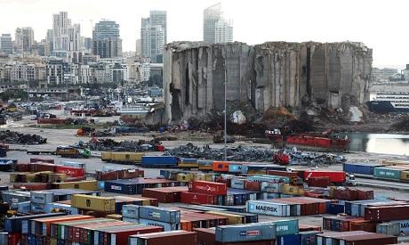 Beirut port, Lebanon