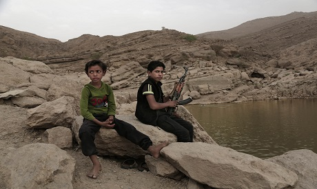 Marib, Yemen