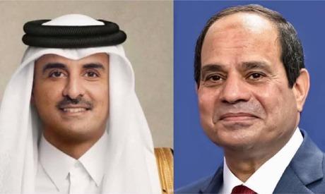 Egypt and Qatar