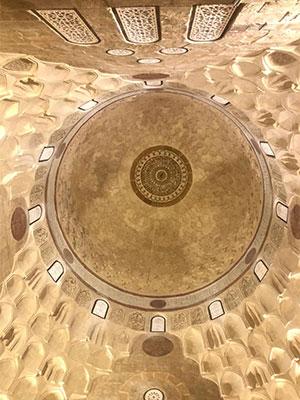 Dome of Sultan Qansuwah