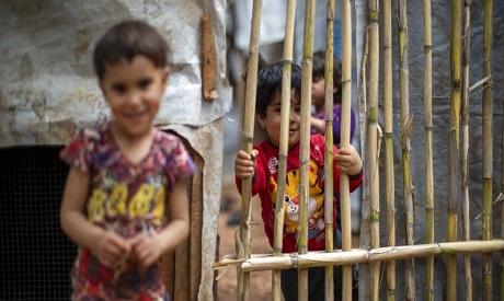syrians  refugees
