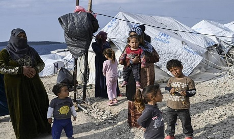 Greece/migrants
