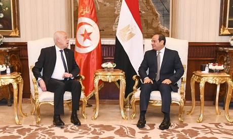 El-Sisi and Saied
