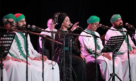 Al-Hadra troupe