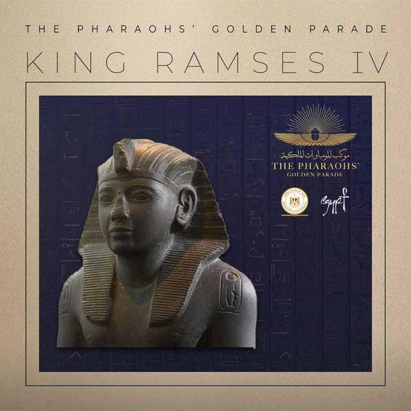 Egypt's Golden parade