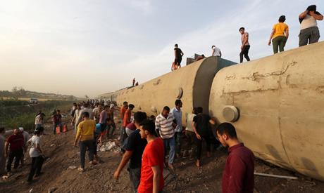 Qalioubia train