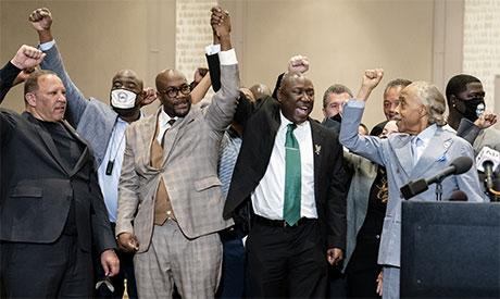 US racial justice case