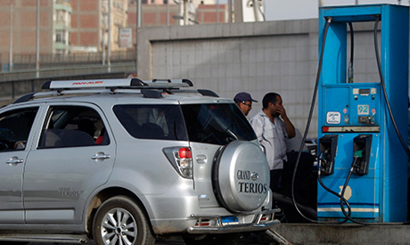 Gas station (Reuters)