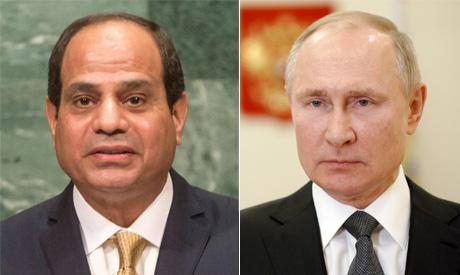Putin to Sisi