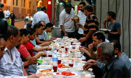 Beating thirst in Ramadan