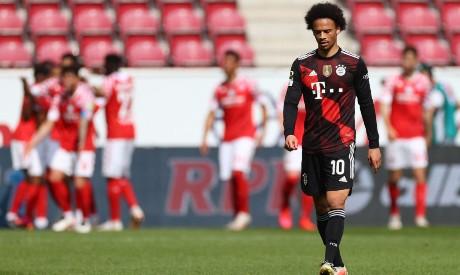 Bayern v Mainz