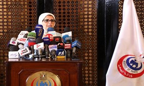 Egyptian health minister