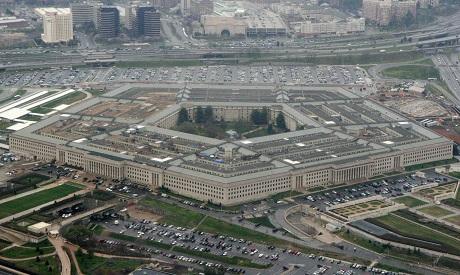 The Pentagon in Washington