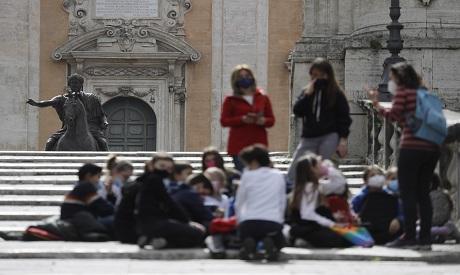 Coronavirus: Italy reopens. AP