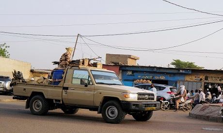 Chad, Central Africa