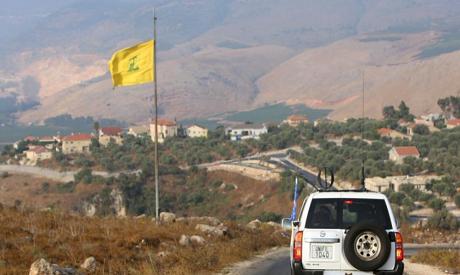 Lebanon-Israel Borders