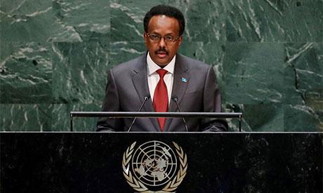 Mohamed Abdullahi Mohamed Farmajo