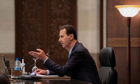 Syria Presidency