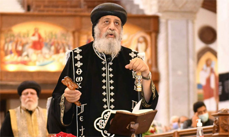 Egypt's Pope Tawadros II