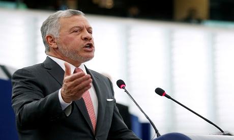 Jordan king Abdullah II. REUTERS