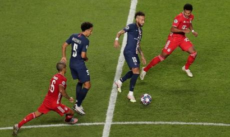 Bayern Munich v Paris Saint-Germain