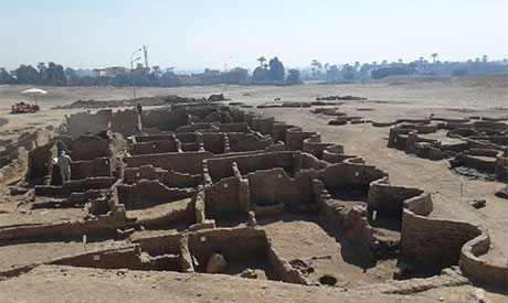 Ancient city, second largest to Tutankhamun, discovered in Egypt