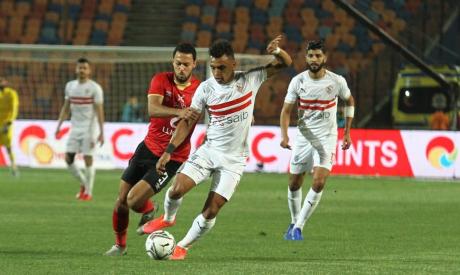 Ahly v Zamalek