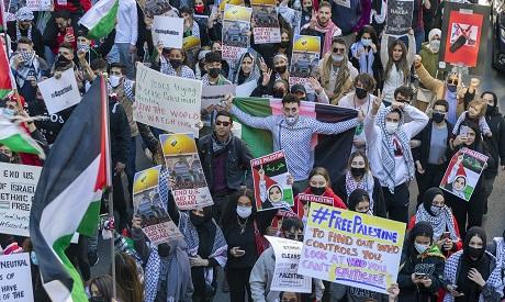 Chicago Israel Palestinians