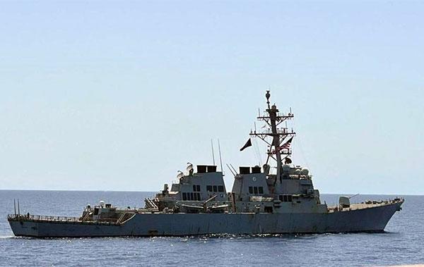 navy drills