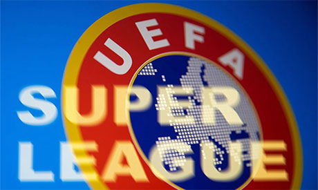 Super League and UEFA