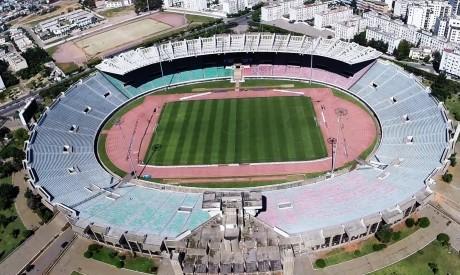 Mohammed V Stadium