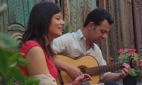 Dalia and Ali