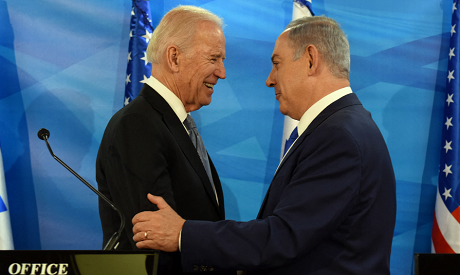 Biden - Netanyahu