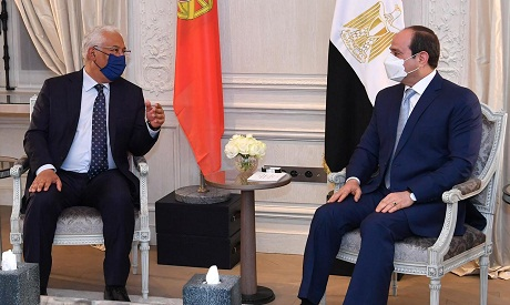 Sisi and Costa