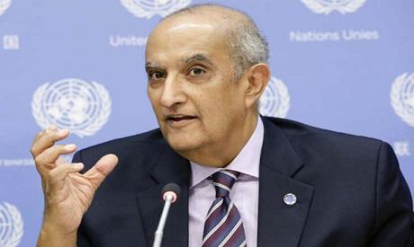 Ambassador Maged Abdel-Fattah Abdel-Aziz