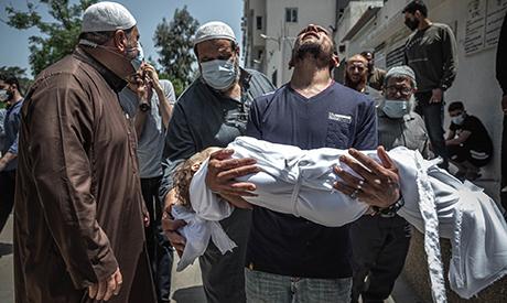 Israeli aggression against Palestinian