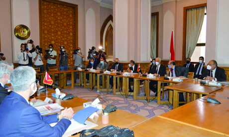 Egypt and Turkey: Squaring the circle
