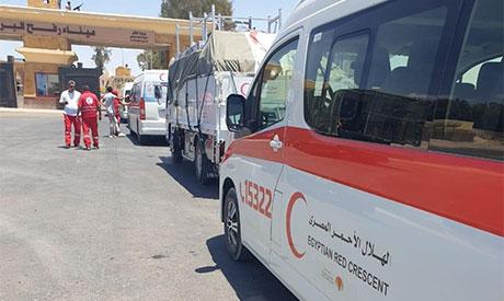 Egypt support to Gaza